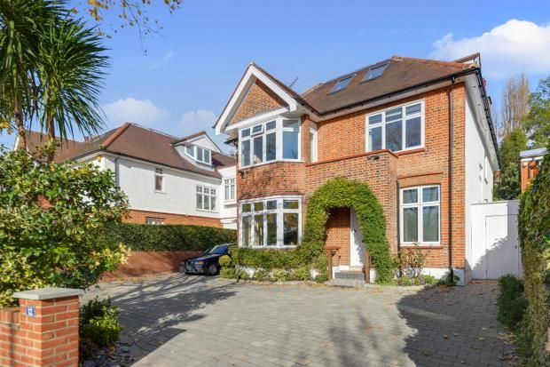 Thumbnail Detached house for sale in Alvanley Gardens, West Hampstead, London