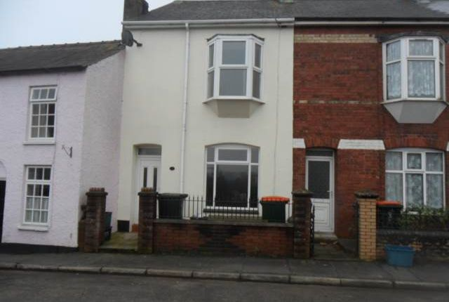 Thumbnail End terrace house to rent in Mill Street, Caerleon, Newport