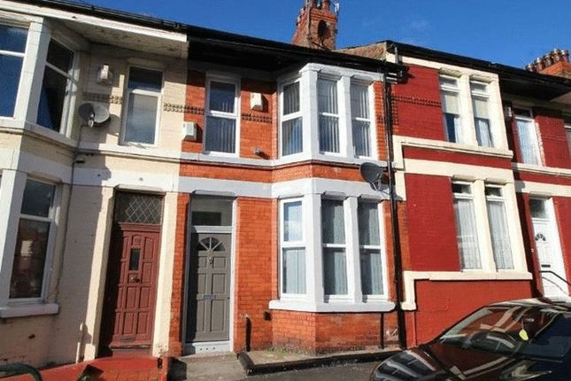 Thumbnail Terraced house for sale in Kenyon Road, Mossley Hill, Liverpool