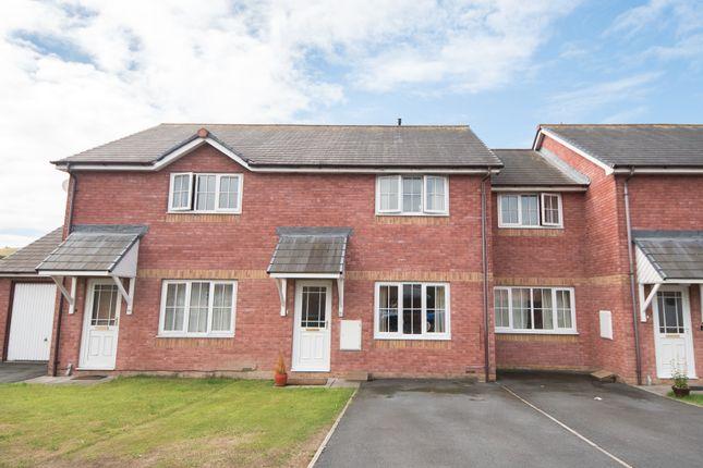 Thumbnail Semi-detached house to rent in Maes Mawr, Parc Y Llyn, Aberystwyth