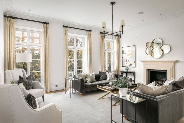 Thumbnail Terraced house for sale in Earls Terrace, Kensington, London