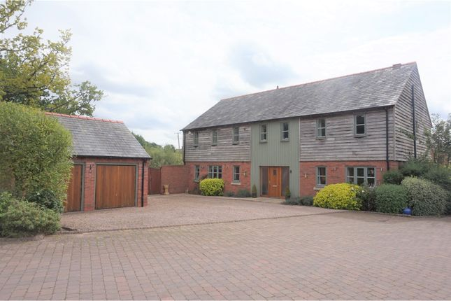 Thumbnail Detached house for sale in Popes Meadow, Astwood Bank