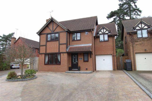 Thumbnail Detached house for sale in Oxendon Court, Leighton Buzzard