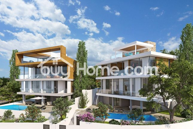 Thumbnail Detached house for sale in Ayios Tychonas, Limassol, Cyprus