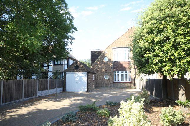 Thumbnail Semi-detached house to rent in Kidbrooke Park Road, Blackheath