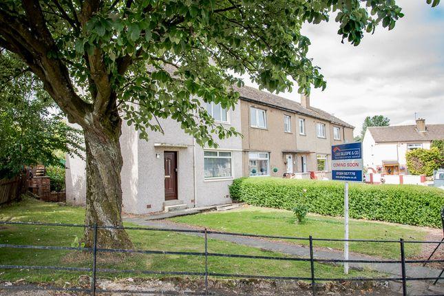 Thumbnail End terrace house for sale in Blinkbonny Road, Falkirk