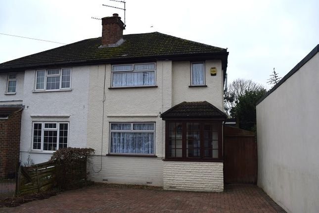 Thumbnail Semi-detached house to rent in Hampden Road, Harrow Weald