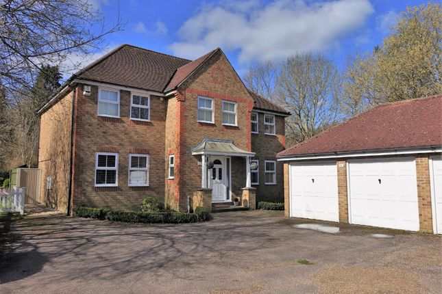 Thumbnail Detached house for sale in Rockery Close, Dibden, Southampton
