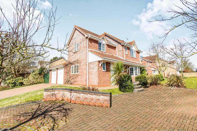 Thumbnail Detached house for sale in Dartmoor Drive, Hinchingbrooke Park, Huntingdon