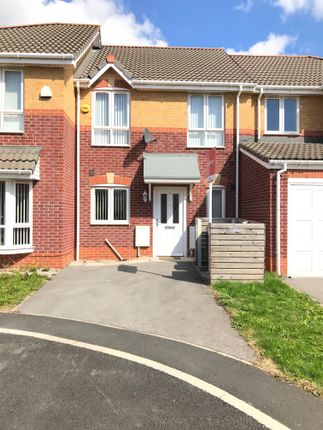Thumbnail Terraced house for sale in Carpathia Close, Liverpool