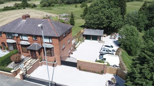 Thumbnail Semi-detached house for sale in Bury And Rochdale Old Road, Birtle, Bury, Greater Manchester