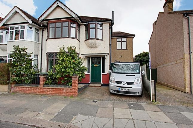 Thumbnail Property for sale in Rosemary Avenue, Enfield