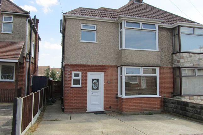 Thumbnail Semi-detached house to rent in Lime Avenue, Dovercourt, Harwich