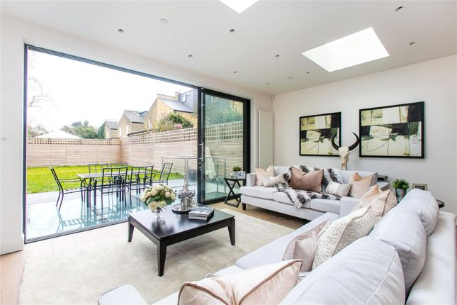 Thumbnail Semi-detached house for sale in Stevenage Road, Bishops Park, Fulham, London