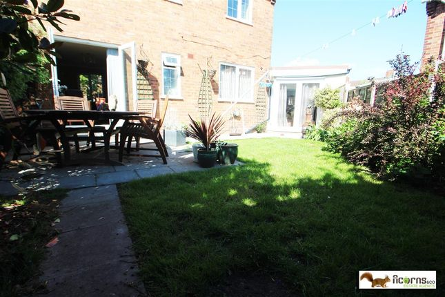 Rear Patio Area of Clare Road, Walsall WS3