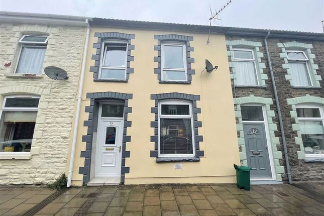 3 bed terraced house for sale in Whitting Street, Porth CF39