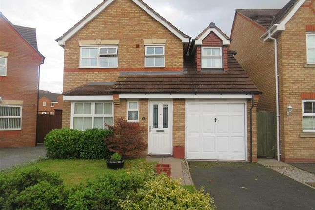 Thumbnail Detached house for sale in St. Peter Croft, Wednesbury