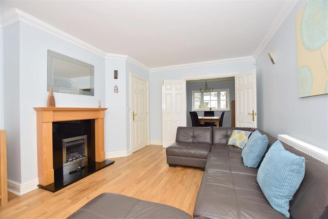 Thumbnail Link-detached house for sale in Dawn Lane, Kings Hill, West Malling, Kent