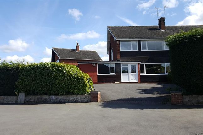 Thumbnail Semi-detached house to rent in Bridgetown Road, Stratford-Upon-Avon