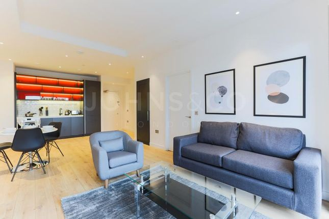 1 bed flat for sale in Dawsonne House, London City Island, London