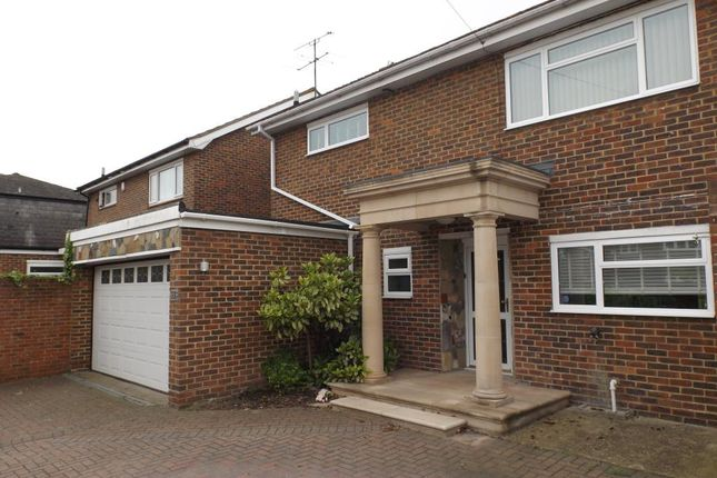 Thumbnail Detached house to rent in Church Road, West Drayton