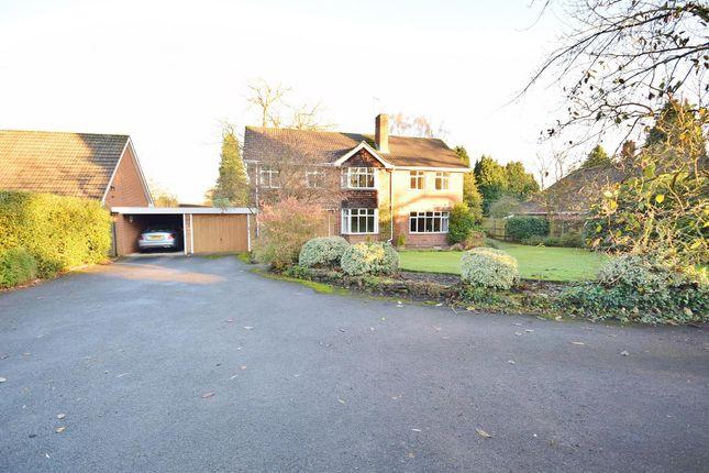 Detached house for sale in Nottingham Road, Ravenshead, Nottingham