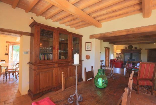 Picture No. 04 of Casa Murlo, Preggio, Umbria, Italy