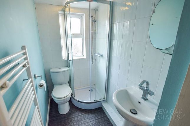 Shower Room of King Street, Clay Cross, Chesterfield S45
