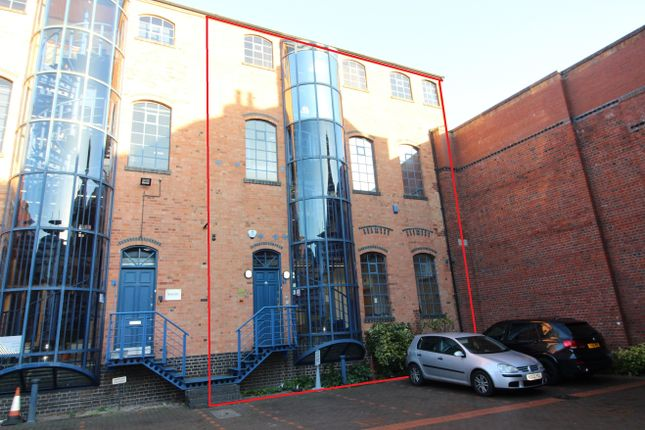 Thumbnail Office for sale in Graham Street, Birmingham