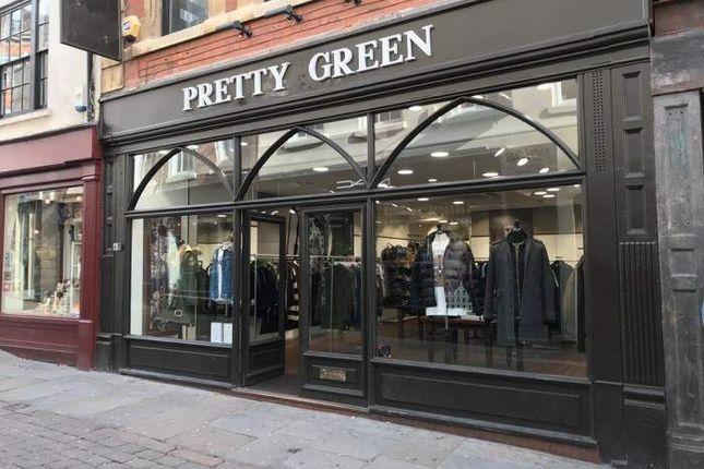 Thumbnail Retail premises to let in 43 Bridlesmith Gate, Nottingham, Nottingham