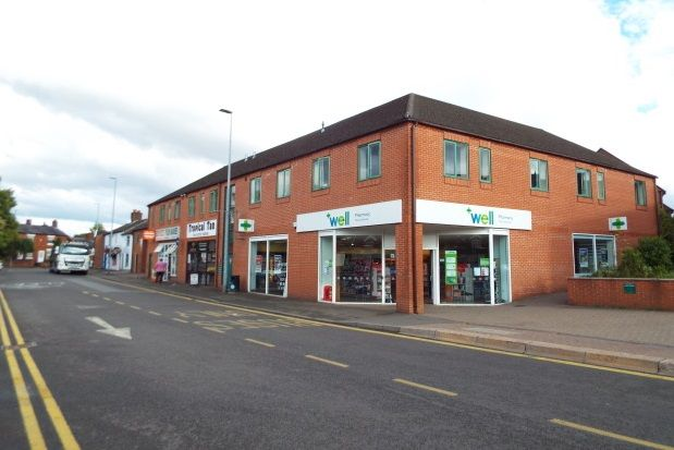 Thumbnail Flat to rent in The Willows, Newfield Street, Sandbach