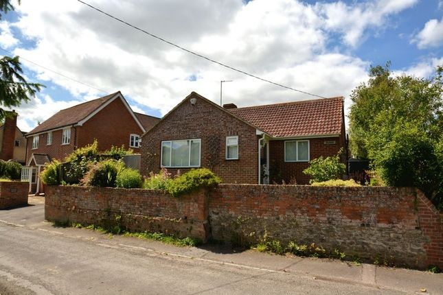 Thumbnail Bungalow for sale in Townsend, Harwell, Didcot