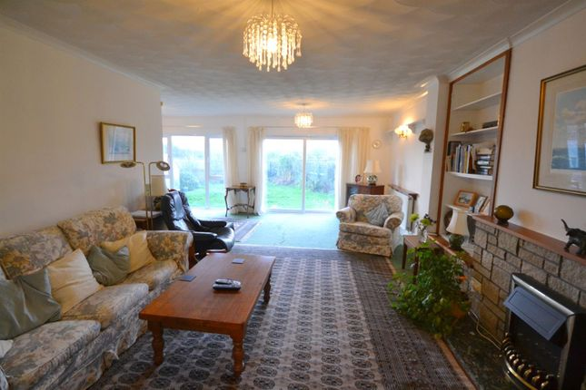 Thumbnail Detached bungalow for sale in Gwbert Road, Cardigan