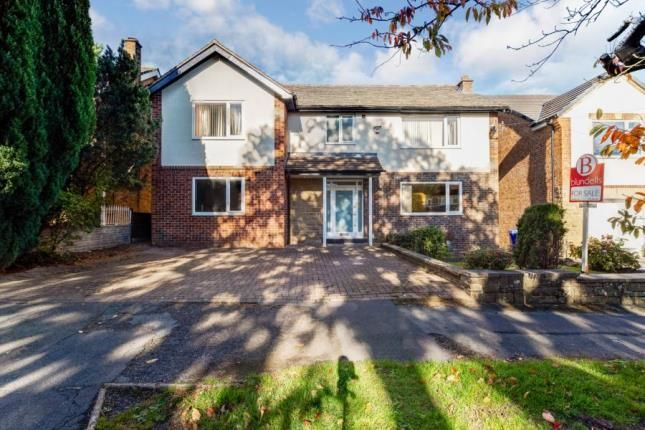 Thumbnail Detached house for sale in Abbeydale Park Rise, Sheffield, South Yorkshire
