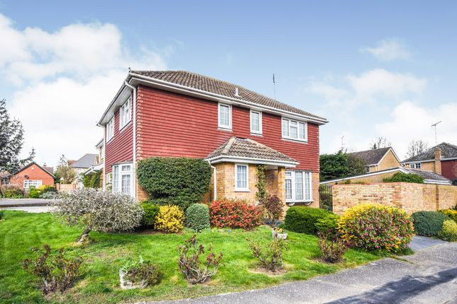 Thumbnail Detached house for sale in Sackville Close, Admirals Park, Chelmsford