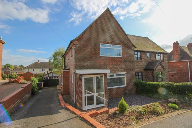 Thumbnail Semi-detached house to rent in Lime Avenue, Breadsall, Derby