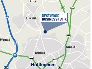 Photo of Estate Office, Bestwood Business Park, Bestwood Village, Nottingham NG6