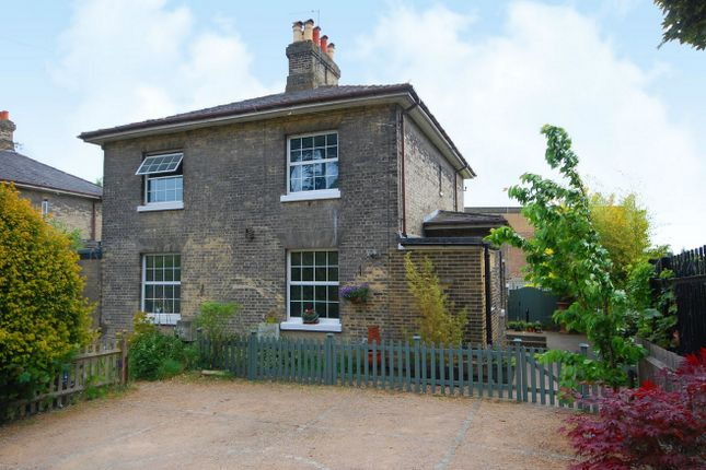 Thumbnail Semi-detached house for sale in Water Works Cottages, Upper Sunbury Road, Hampton