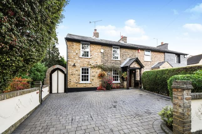 Thumbnail Semi-detached house for sale in London Road, Hastingwood, Essex