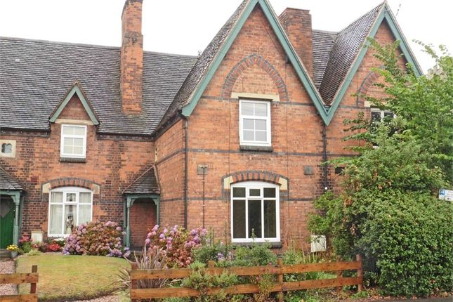 Thumbnail Cottage to rent in 2 New Row, Drayton Lane, Drayton Bassett, Tamworth, Staffordshire