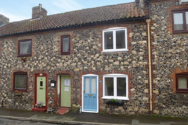 Thumbnail Terraced house for sale in St. Nicholas Street, Thetford