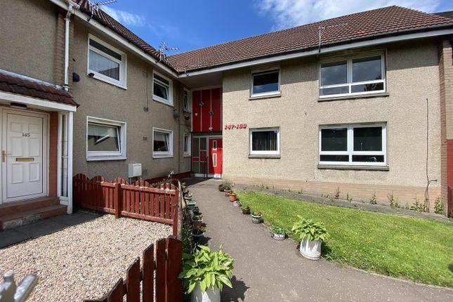 Thumbnail Flat for sale in Rockburn Crescent, Bellshill