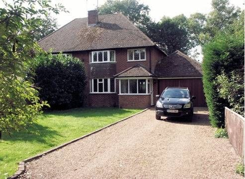Thumbnail Property to rent in St. Leonards Hill, Windsor