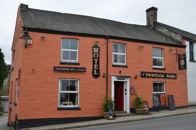 Thumbnail Pub/bar for sale in Nr. Tavistock, Cornwall
