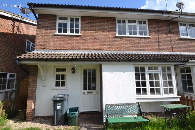 Thumbnail Property to rent in Bramley Close, Pill, Bristol