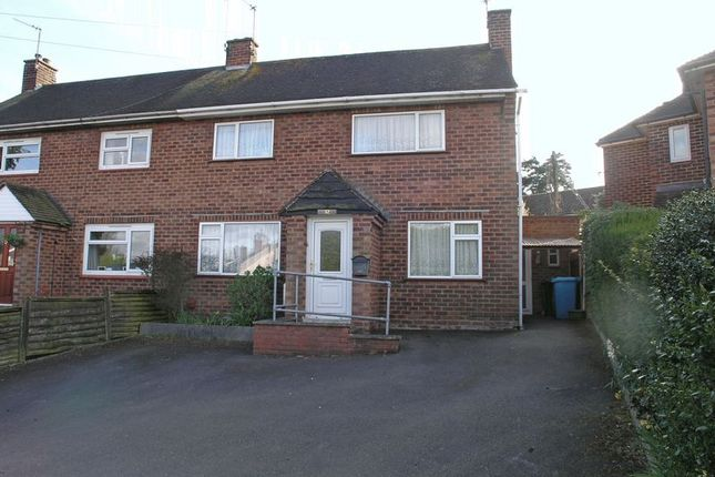 Thumbnail Semi-detached house for sale in Kinver, Off Stone Lane, Foster Crescent