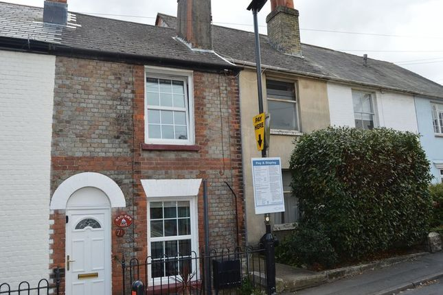 Thumbnail Cottage to rent in St. Marys Road, Cowes
