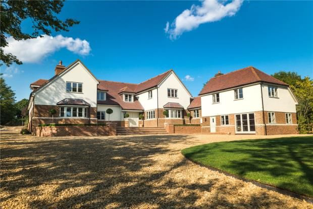 Thumbnail Detached house for sale in High Haden Road, Glatton, Huntingdon, Cambridgeshire