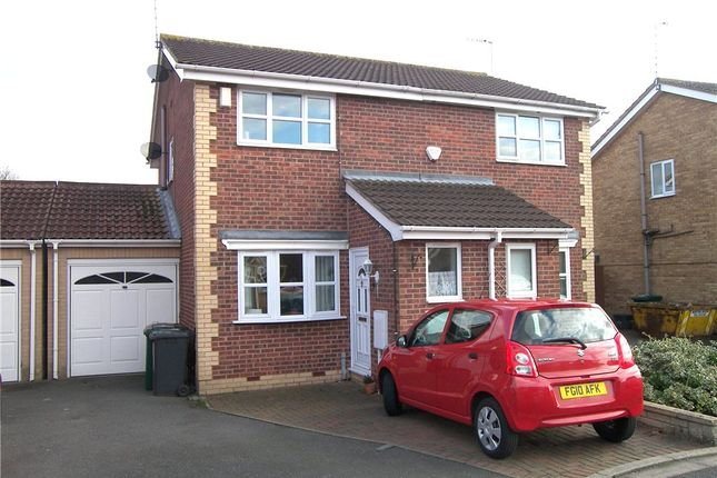 Thumbnail Semi-detached house to rent in St. James Close, Willington, Derby