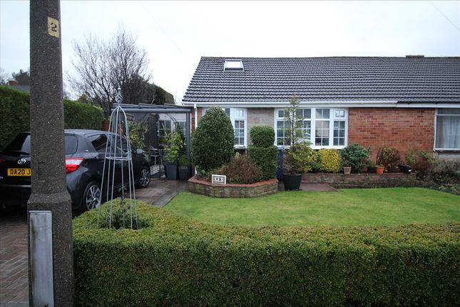 3 bed semi-detached bungalow for sale in East Mead, Aughton, Ormskirk L39